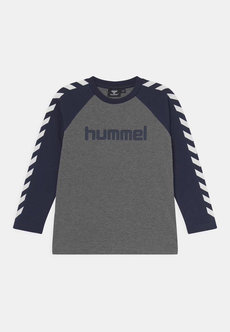 Hummel - BOYS - Long sleeved top - black iris