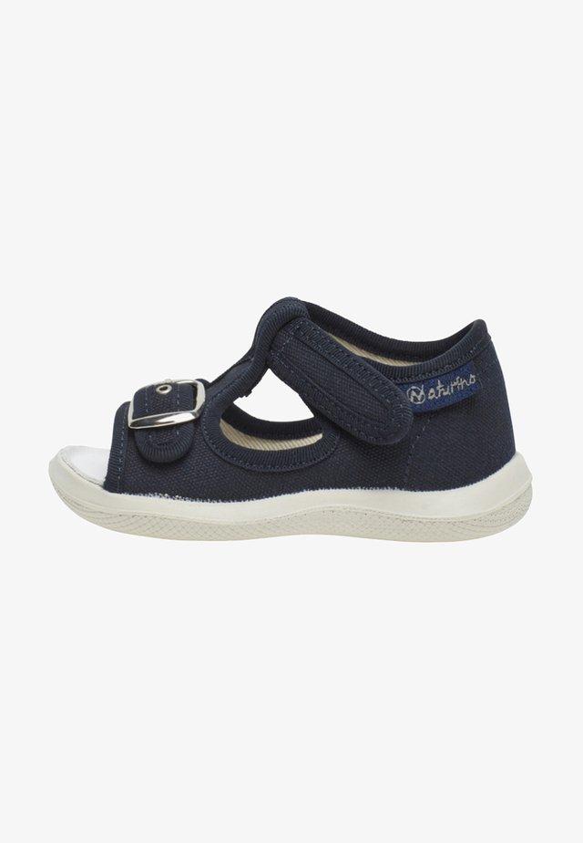 PAROS - Sandals - marine