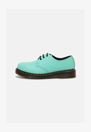 1461 UNISEX - Stringate - peppermint green smooth