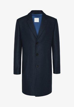 MIT CASHMERE - Classic coat - marine