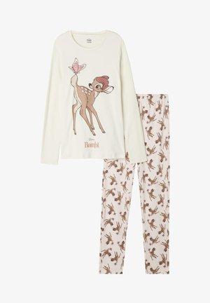 MIT DISNEY  - Pyjamas - beige