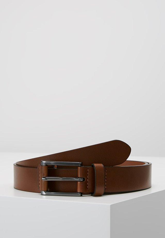 TAB DETAIL - Formální pásek - brown