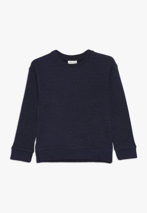 Sweatshirt - black iris