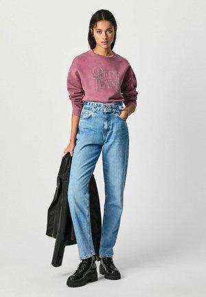 EVITA - Sweatshirt - washed berry