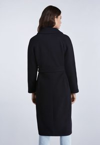 SET - Classic coat - black - 2