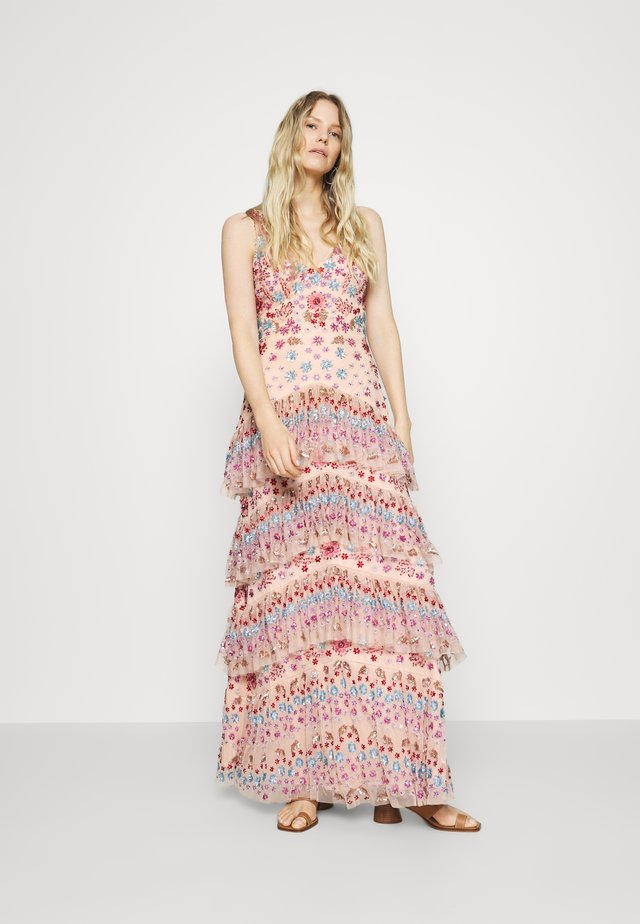 PREMIUM EMBELLISHED MAXI - Occasion wear - multi