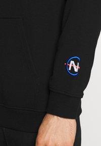 NAUTICA COMPETITION - CONVOY - Hoodie - black - 4