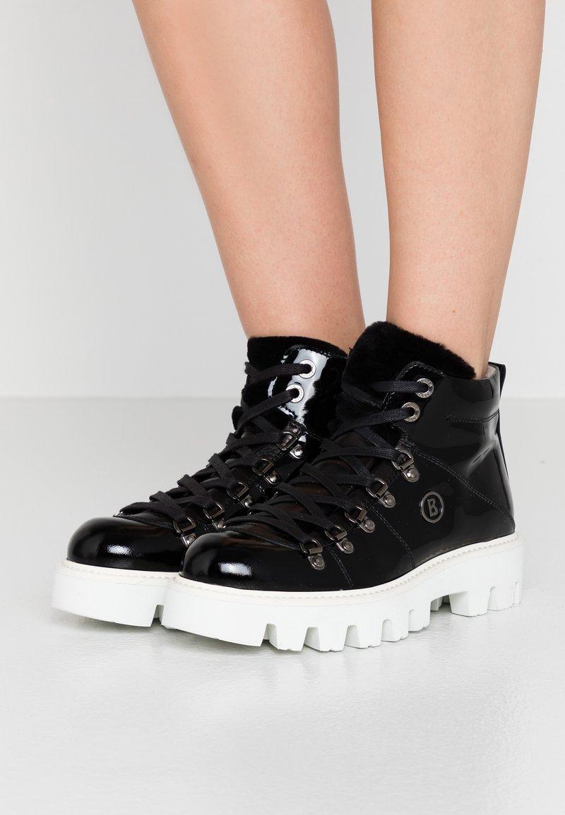 Bogner - COPENHAGEN  - Kotníková obuv - black
