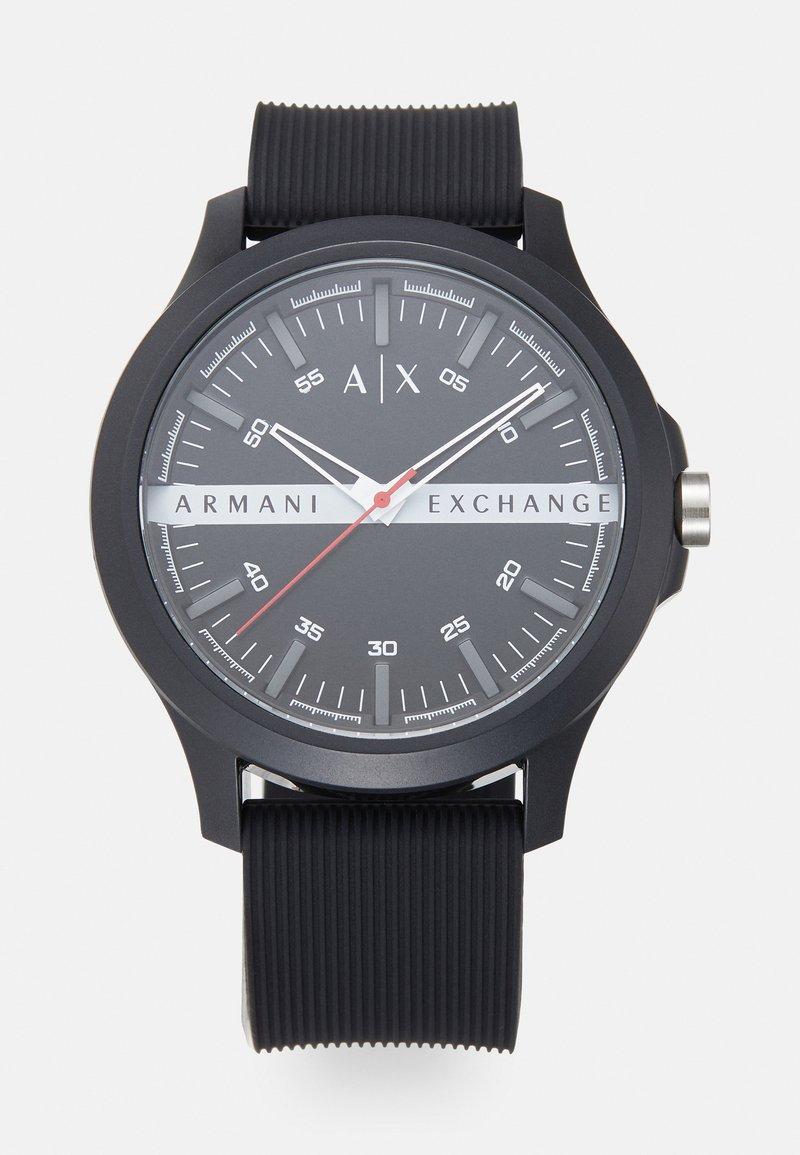 Armani Exchange - UNISEX - Hodinky - black
