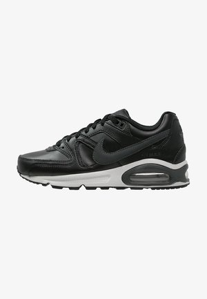 AIR MAX COMMAND - Sneakers - black/anthracite/neutral grey