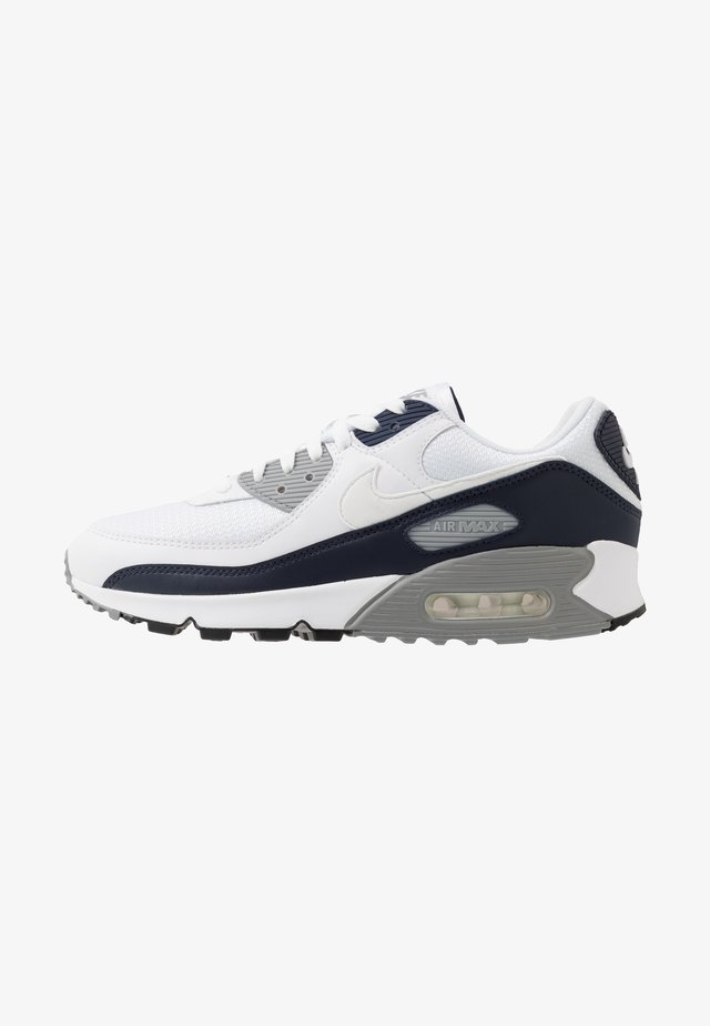 AIR MAX 90 - Baskets basses - white/particle grey/obsidian