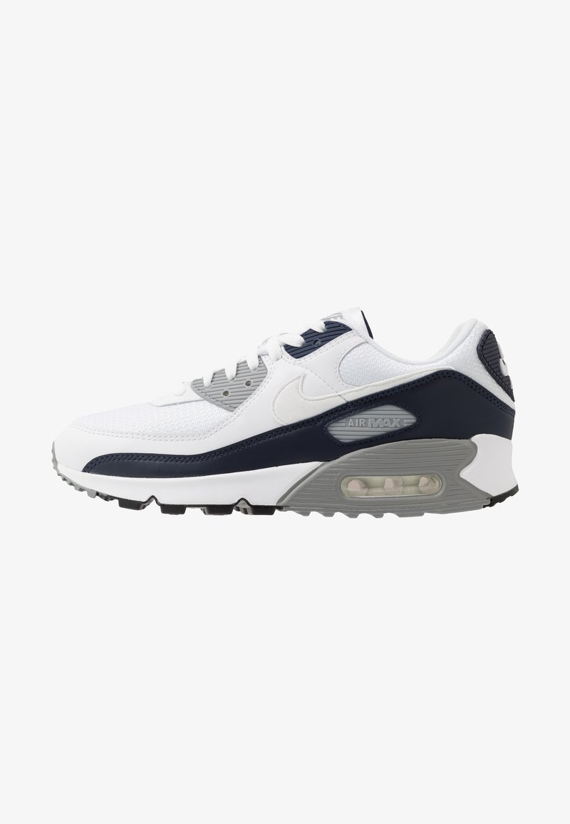 Nike Sportswear - AIR MAX 90 - Sneakers - white/particle grey/obsidian