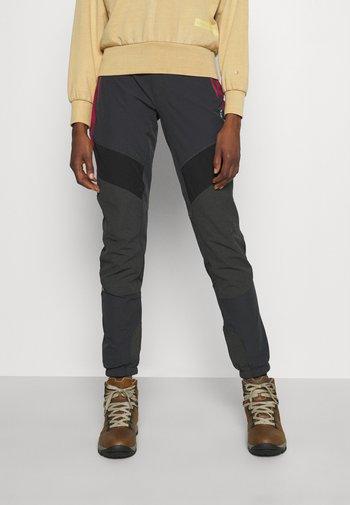 DUANE - Pantaloni outdoor - anthracite