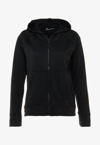 Under Armour - TECH - Zip-up hoodie - black - 3