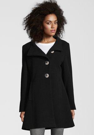 ALMARIE - Short coat - black