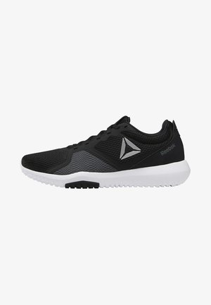 REEBOK FLEXAGON FORCE - Træningssko - black/white/true grey