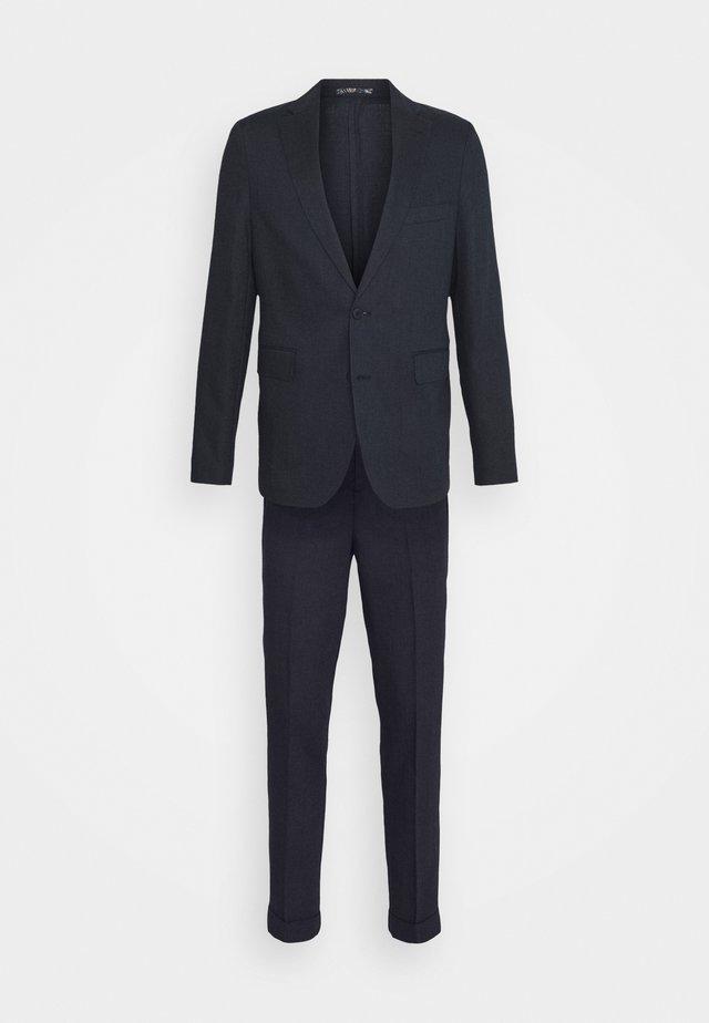 UNSTRUCTURED DRAWCORD  - Kostuum - blue