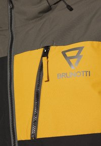 Brunotti - KENNETH MENS JACKET - Snowboard jacket - black - 8