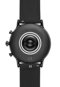 Fossil Smartwatches - THE CARLYLE HR SMARTWATCH - Horloge - black - 3