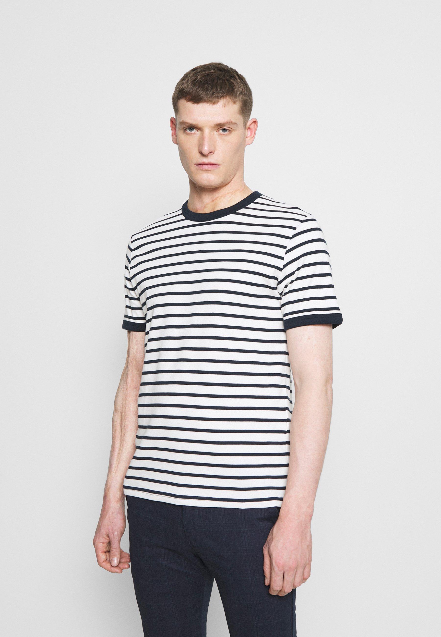 Men SLHMELROSE  - Print T-shirt