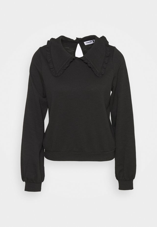 NMDIANA - Long sleeved top - black