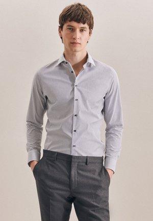 BUSINESS SLIM - Shirt - schwarz