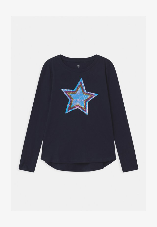 GIRL  - Long sleeved top - navy uniform