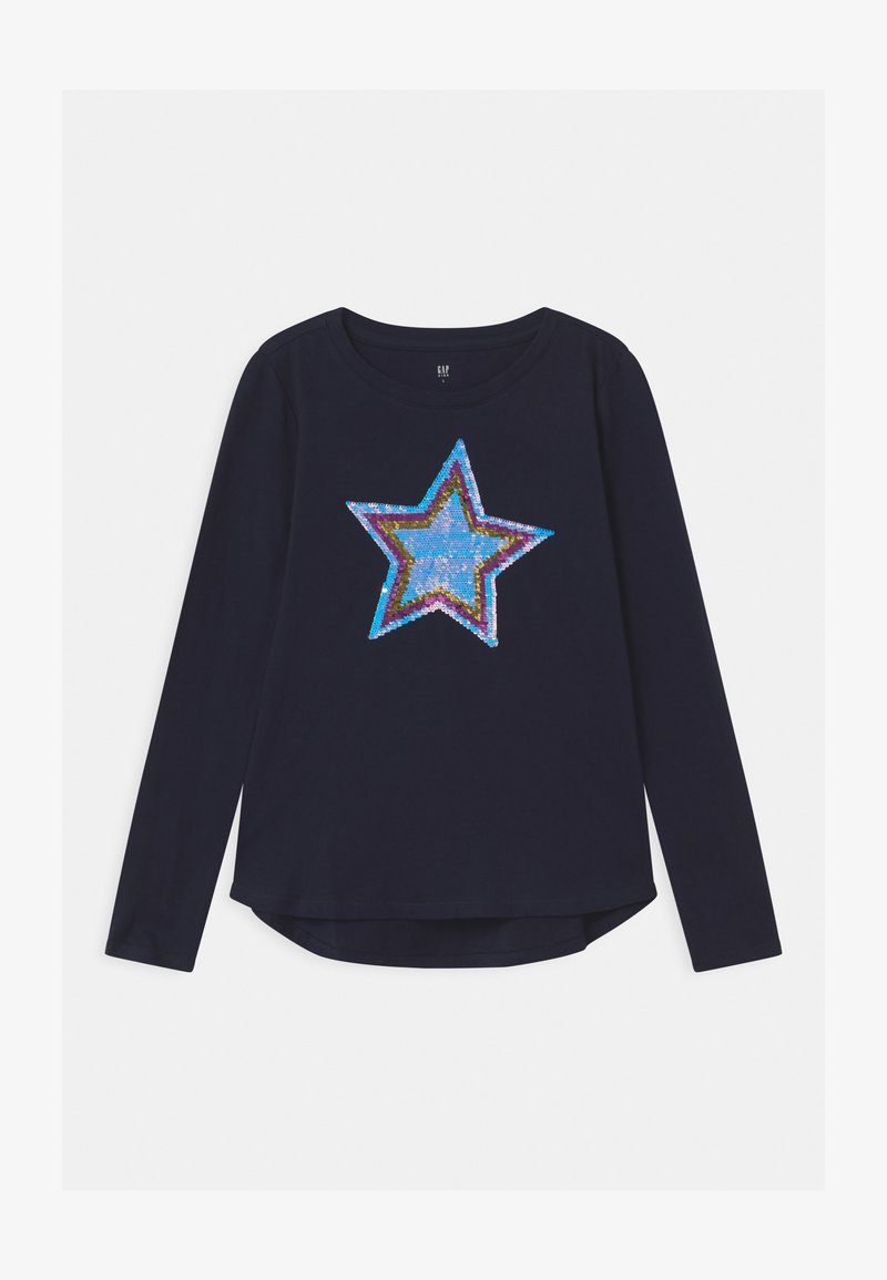 GAP - GIRL  - Long sleeved top - navy uniform