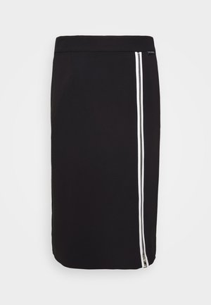 CADY SKIRT - Pencil skirt - black