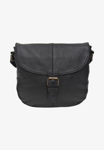 CANDICE - Across body bag - black
