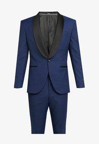 Jack & Jones PREMIUM - JPRSOLARIS SINATRA TUX SUIT SUPER SLIM FIT - Kostym - medieval blue - 9
