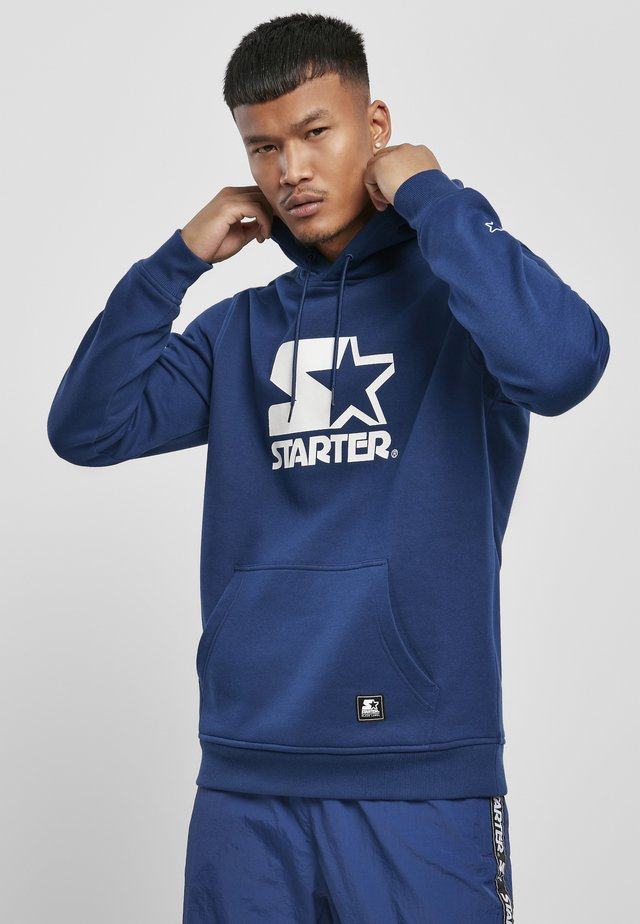 CLASSIC  - Sweat à capuche - blue night