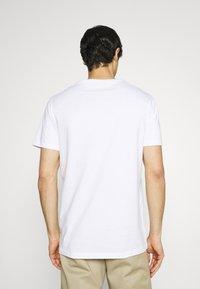 Pier One - 5 PACK - T-shirt basic - black/white - 2