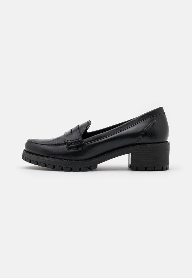 GLINTTS - Slippers - black