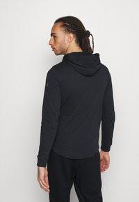 Under Armour - PROJECT ROCK TERRY - Sweatshirt - black - 2