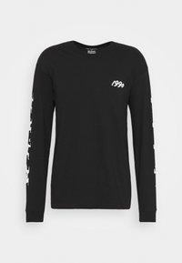 Carhartt WIP - NINJA TUNE - Long sleeved top - black - 4