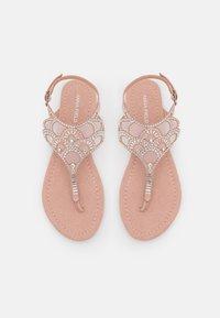 Anna Field - T-bar sandals - light pink - 5
