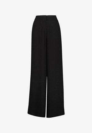 EMMA WILLIS  - Trousers - black