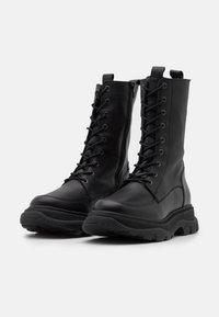 Zign - Platform boots - black - 2
