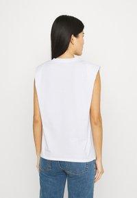 Stylein - JOUE - Jednoduché triko - white - 2