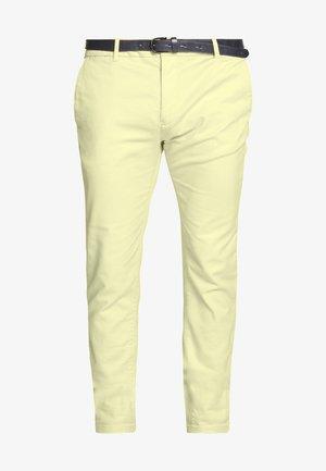 MOTT CLASSIC GARMENT DYED - Chino kalhoty - raffia