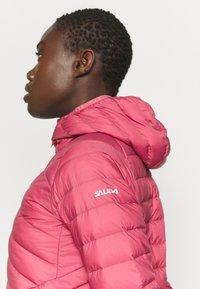 Salewa - BRENTA - Down jacket - mauvemood - 4