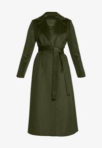 MAX&Co. - LONGRUN - Zimní kabát - khaki green - 6