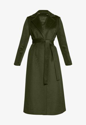LONGRUN - Zimní kabát - khaki green