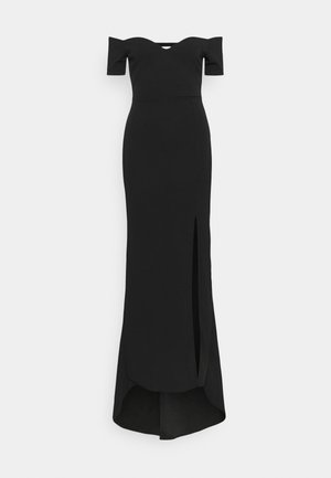 RACHEL MAXI DRESS - Iltapuku - black