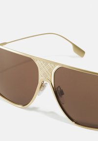 Burberry - UNISEX - Sunglasses - gold - 3
