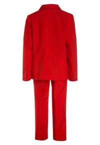OppoSuits - BOYS DEVIL SET - Blazer jacket - medium red - 1