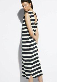 Massimo Dutti - Jersey dress - white - 0