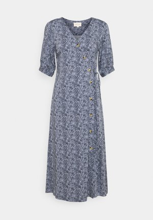 GRACE DRESS - Shirt dress - tradewind dot