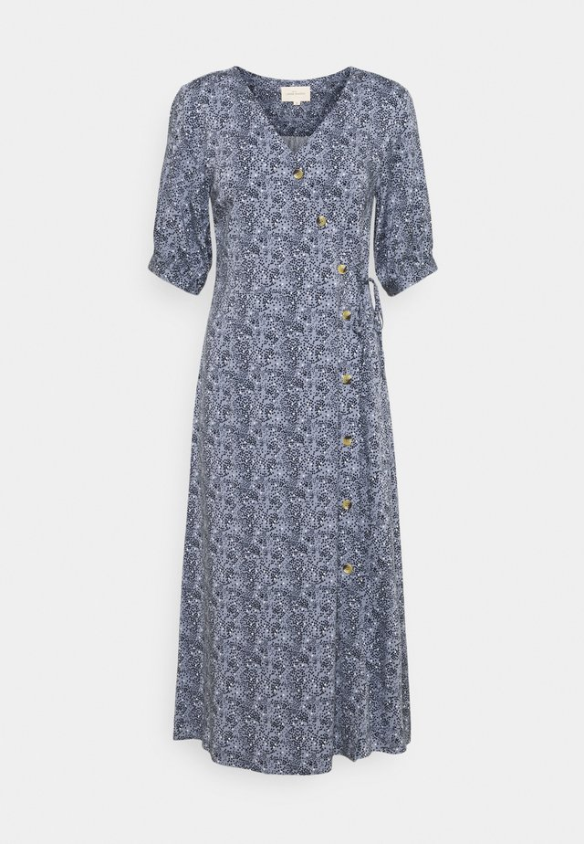 GRACE DRESS - Skjortekjole - tradewind dot